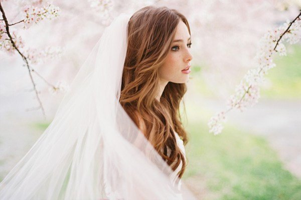 The Best Natural Wedding Hair Ideas Once Wed Pictures