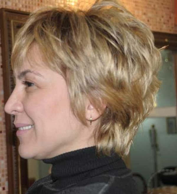 The Best 54 Short Hairstyles For Women Over 50 Best Easy Haircuts Pictures