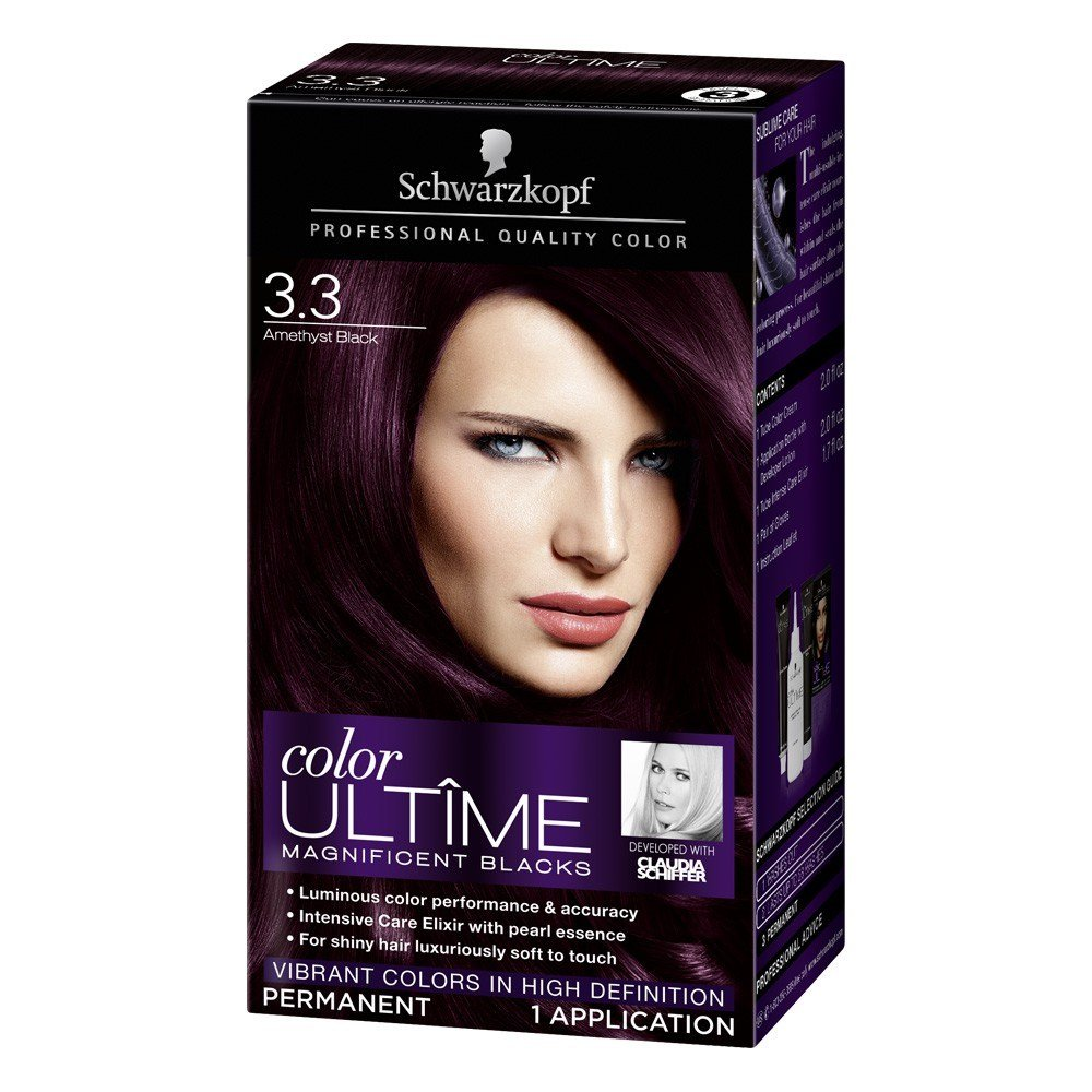 The Best Schwarzkopf Color Ultime Magnificent Blacks Hair Coloring Pictures