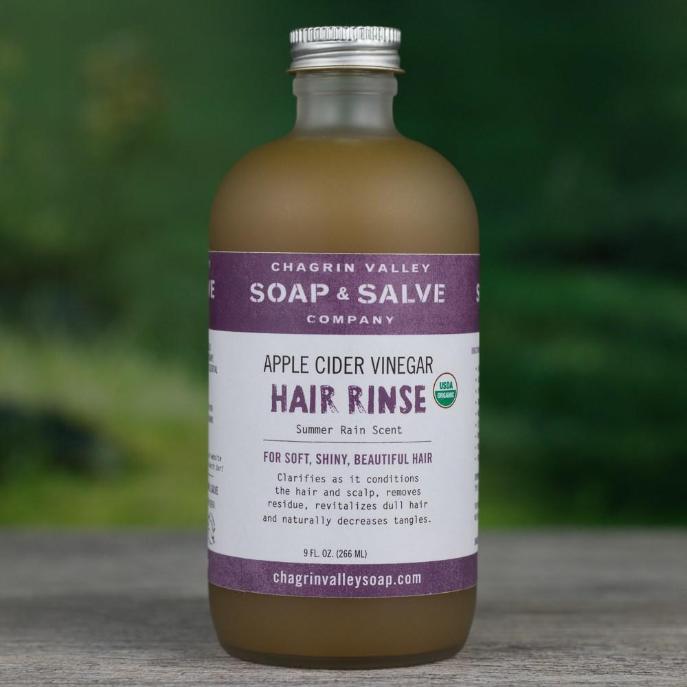 The Best Organic Apple Cider Vinegar Rinse Summer Chagrin Valley Soap Pictures