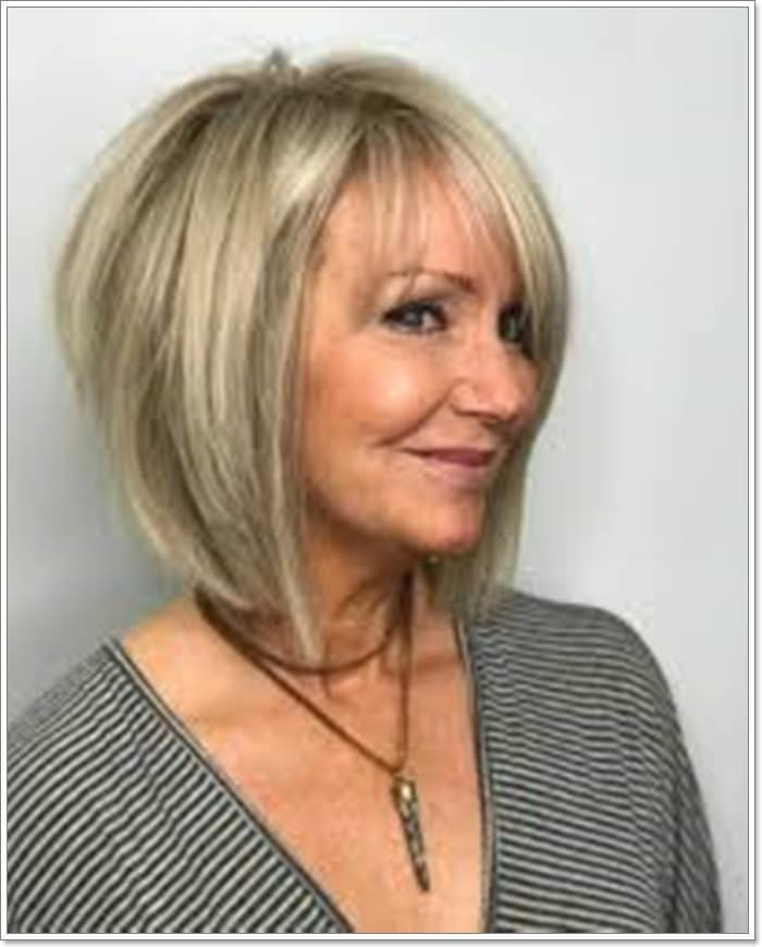 The Best 65 Gracious Hairstyles For Women Over 60 Pictures