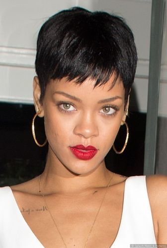 The Best 6 Of Our Favorite Rihanna Pixie Hairstyles Riri Knows Short Hair Pictures