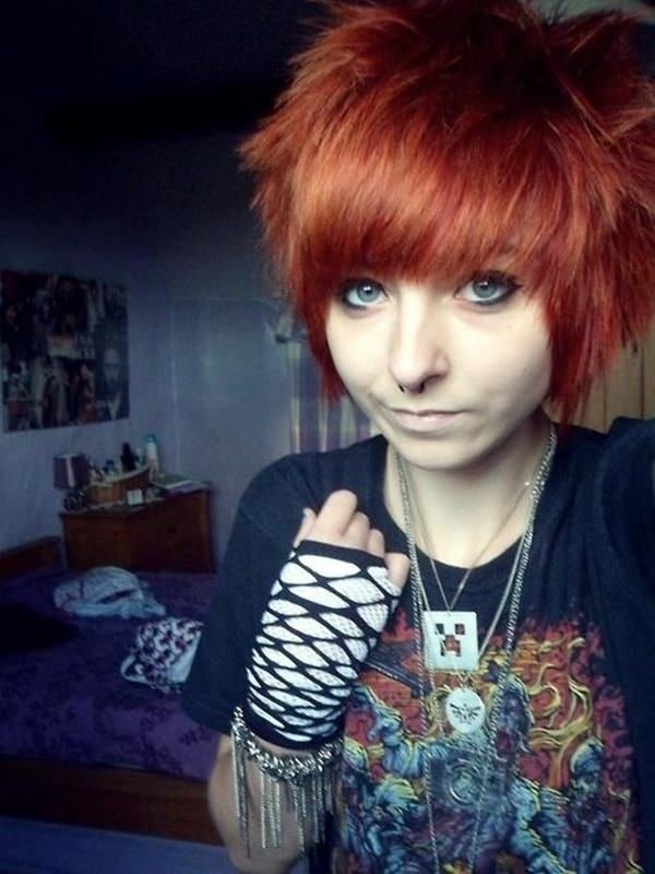 The Best 44 Amazing Emo Hairstyles That Will Bl*W Your Mind Pictures
