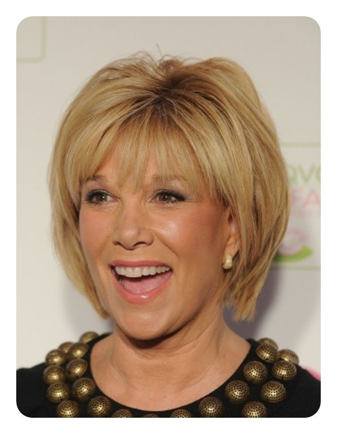 The Best 48 Gorgeous Hairstyles For Women Over 50 Pictures