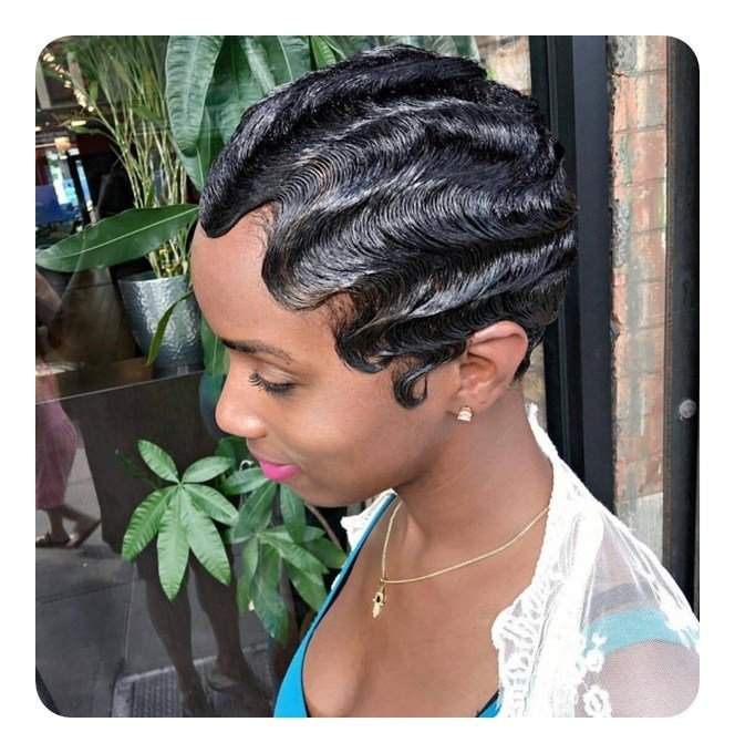 The Best 68 Vintage Finger Waves Hairstyles You Will Want Pictures