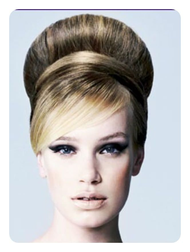The Best 66 Stunning Beehive Hairstyles That Will Wow You Pictures