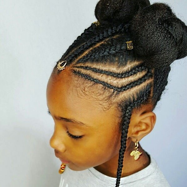 The Best 133 Gorgeous Braided Hairstyles For Little Girls Pictures
