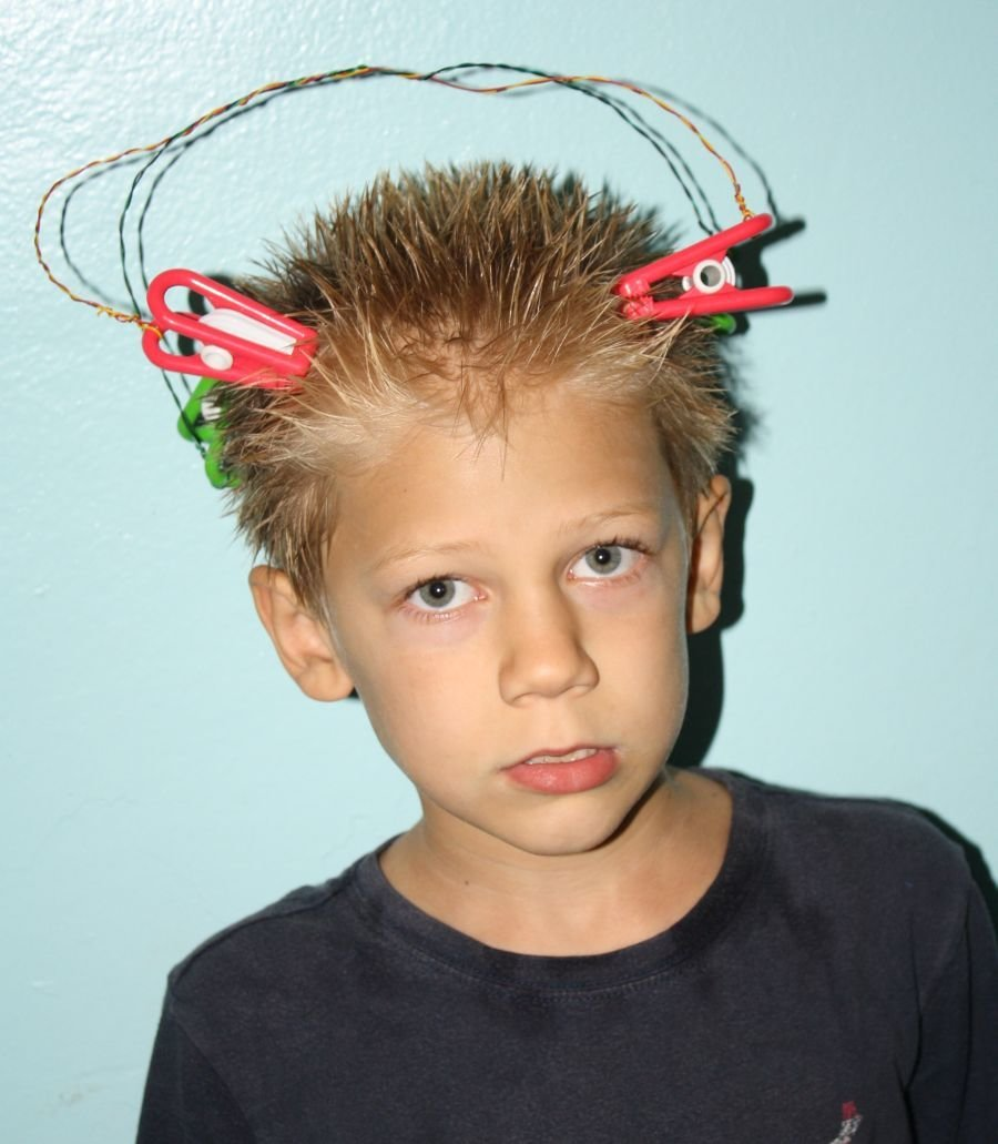The Best 30 Ideas For Crazy Hair Day At School For Girls And Boys Pictures