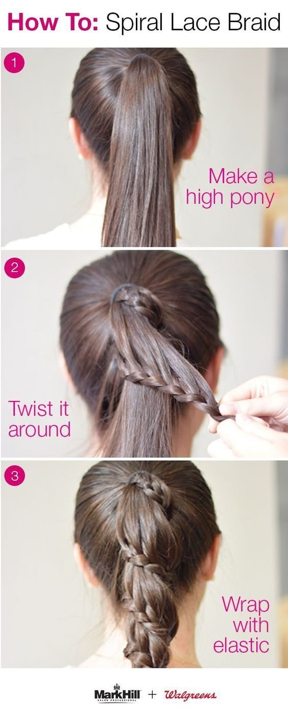 The Best 22 Quick And Easy Back To School Hairstyle Tutorials Pictures