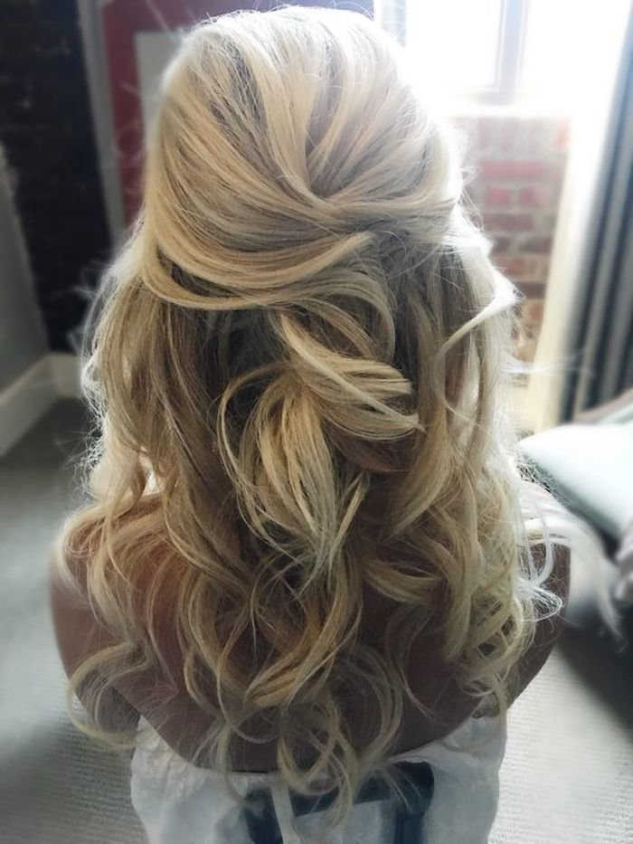 The Best 37 Beautiful Half Up Half Down Hairstyles For The Modern Pictures