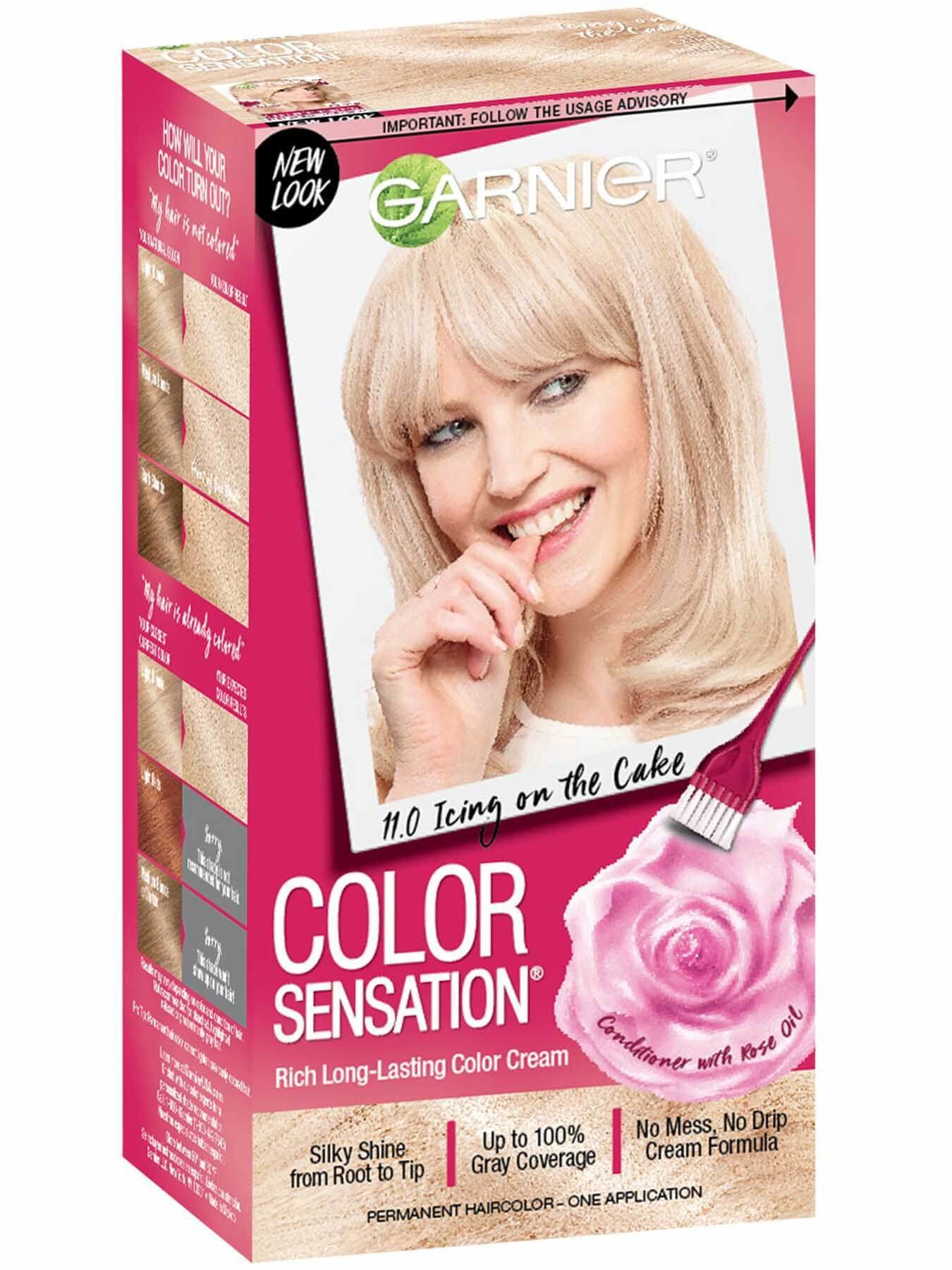 The Best Color Sensation 11 Extra Light Natural Blonde Hair Pictures