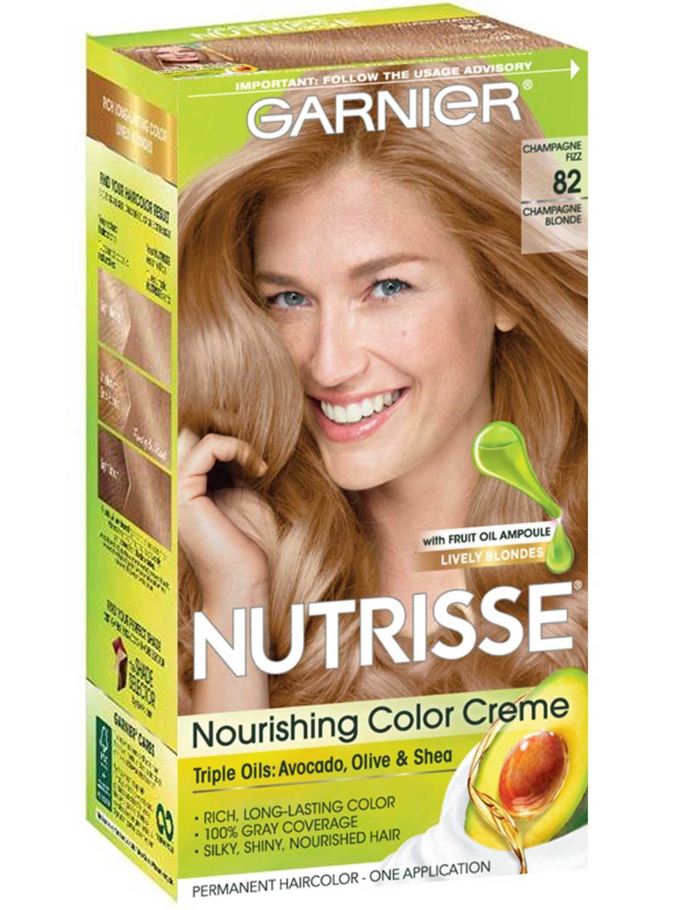 The Best Nutrisse Nourishing Color Creme Champagne Blonde 82 Pictures