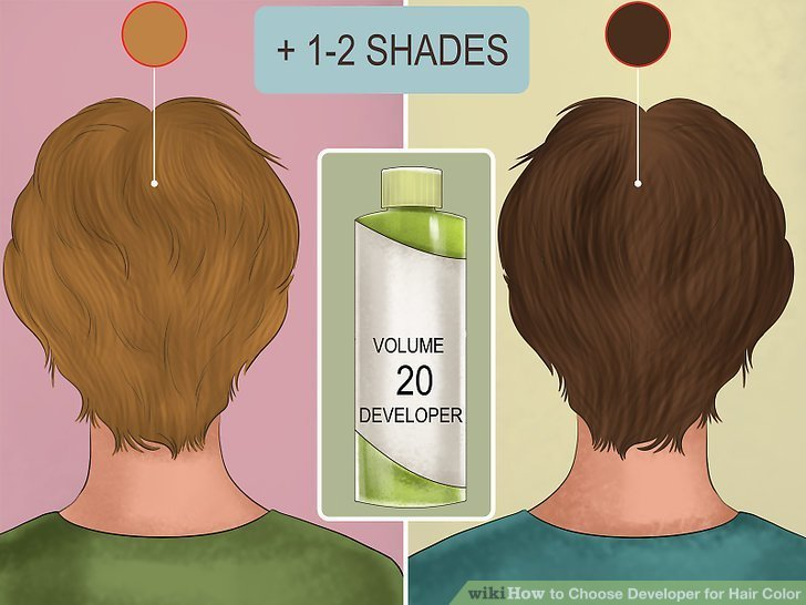 The Best How To Choose Developer For Hair Color 10 Steps With Pictures