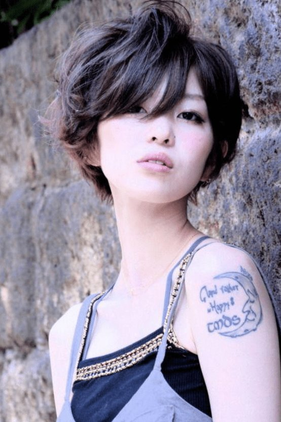 The Best 20 New Short Hairstyles For Asian Women Hairstyle Guru Pictures