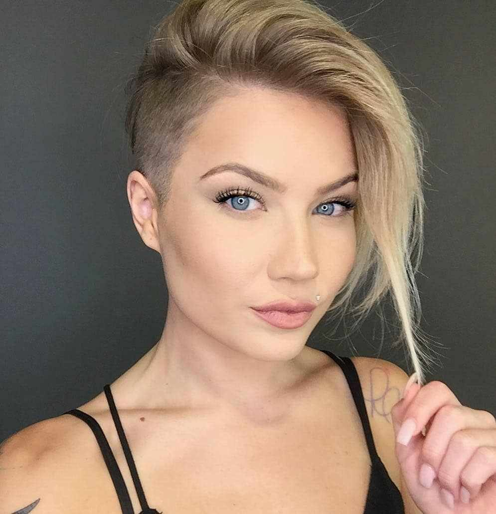 The Best Latest Trendy Short Haircuts 2019 » Hairstyle Samples Pictures