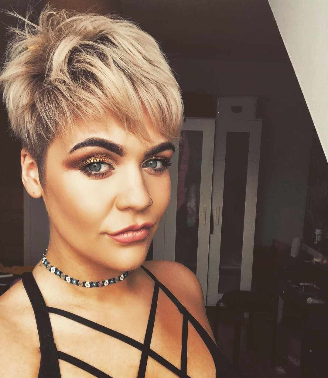 The Best Latest Trend Pixie And Bob Short Hairstyles 2019 Pictures