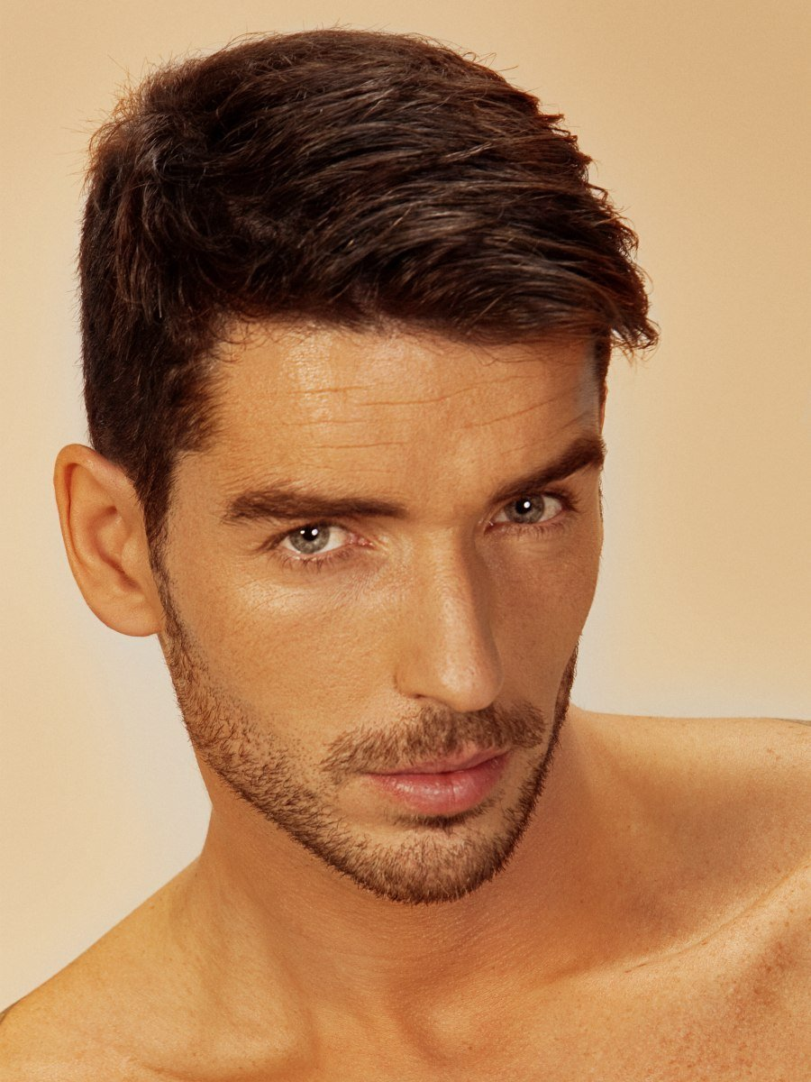 The Best Easy To Do Hairstyles For Men Hairstyles By Unixcode Pictures
