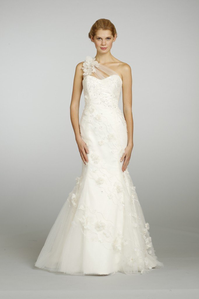 The Best One Shoulder Wedding Dresses Jlm Couture Pictures