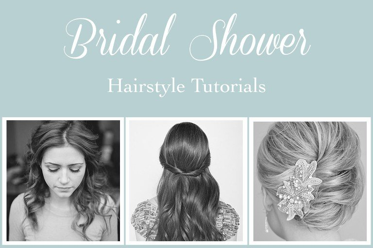 The Best Bridal Shower Hairstyles Pictures