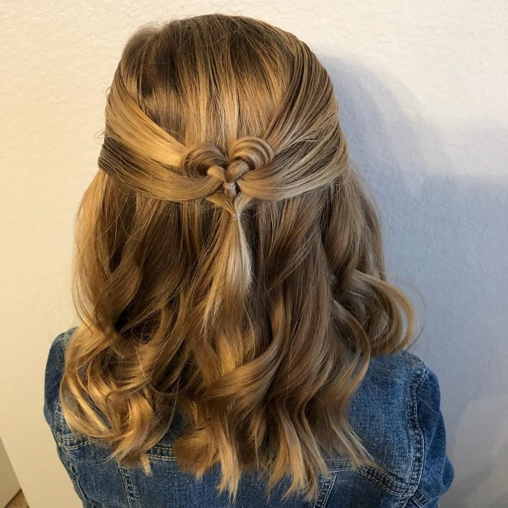 The Best 8 Cool Hairstyles For Little Girls That Won T Take Too Pictures
