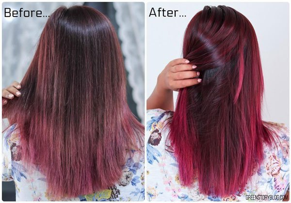 The Best Is It Possible To Place Semi Permanent Hair Color Over Pictures
