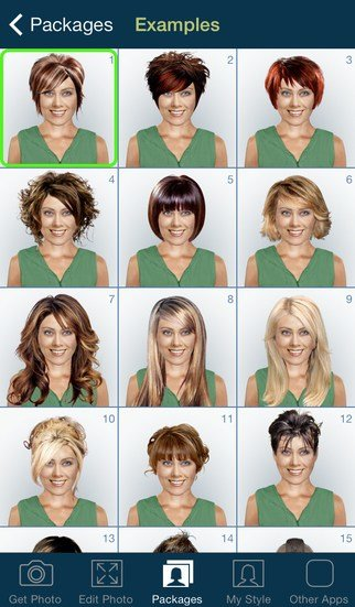 The Best Which Hairstyle Suits My Face App Hair Pictures