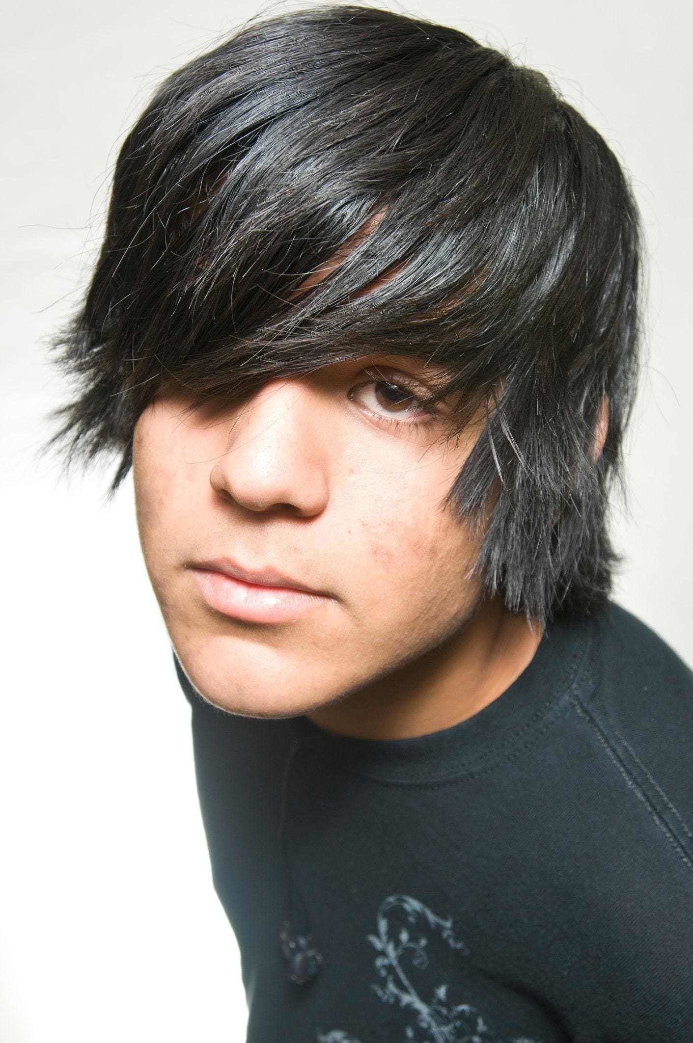 The Best Emo Hairstyles For Guys Flattering Ways To Rock A Punk Look Pictures