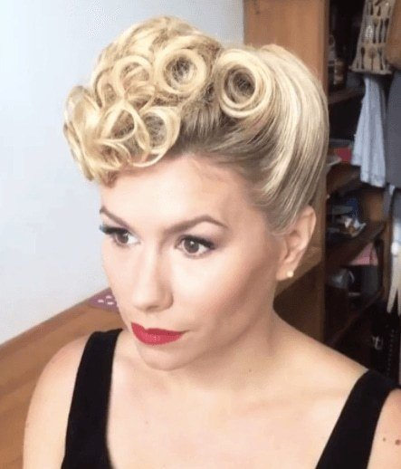 The Best 12 Perfect 1940S Hairstyles That Are Super Easy To Do Pictures