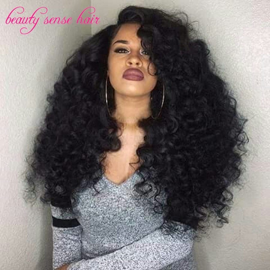 The Best 200 Density Peruvian U Part Wig V*Rg*N Hair Right Part Pictures