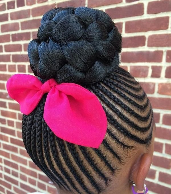 The Best Braids For Kids Black Girls Hairstyles Trending In July 2019 Pictures