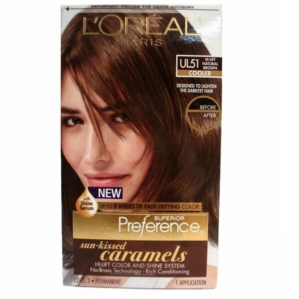 The Best L Oreal Superior Preference Hi Lift Natural Brown Hair Pictures