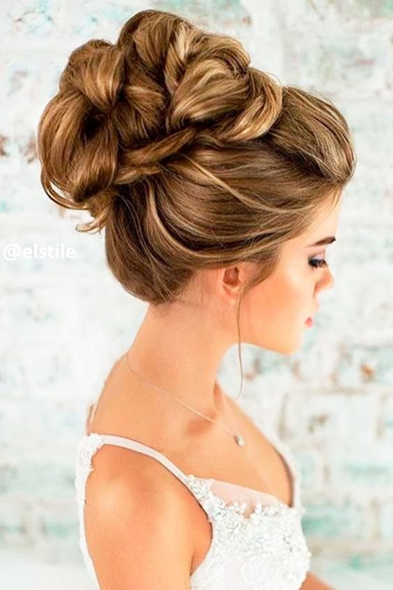 The Best 2017 Trending Wedding Hairstyles Best Dreamiest Bridal Hairdos Pictures