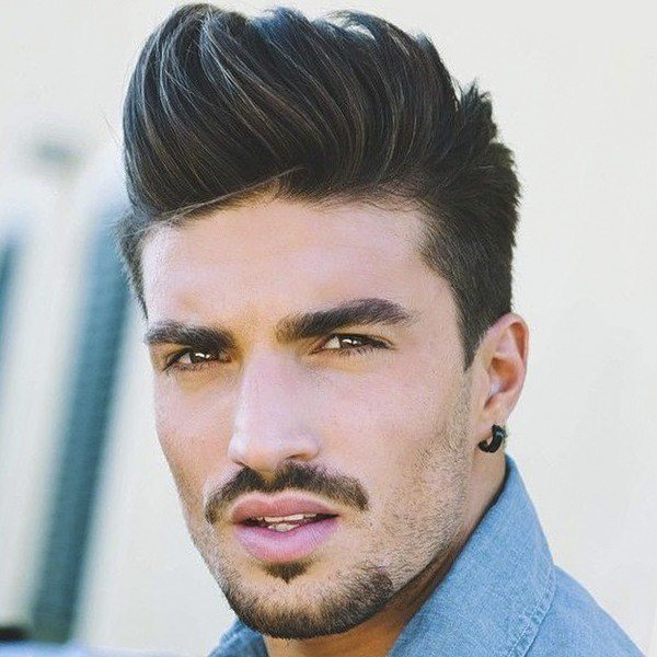 The Best 60 Pompadour Haircut Suggestions For 2016 Pictures