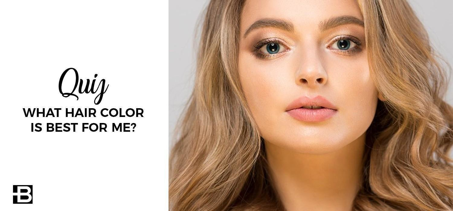 The Best Quiz What Hair Color Is Best For Me Pictures