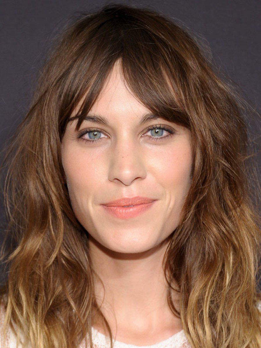 The Best And Worst Bangs For Long Face Shapes Beautyeditor Pictures