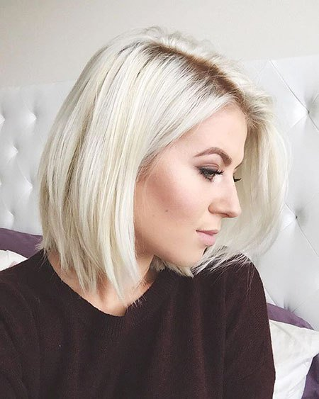 The Best Hot Platinum Blonde Hairstyles Ideas 2019 • Stylish F9 Pictures