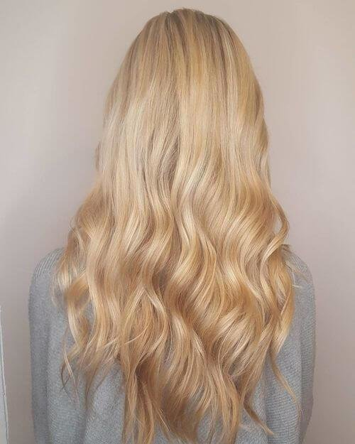 The Best 30 Greatest Blonde Hair Colors In 2019 Honey D*Rty Ash Platinum Pictures