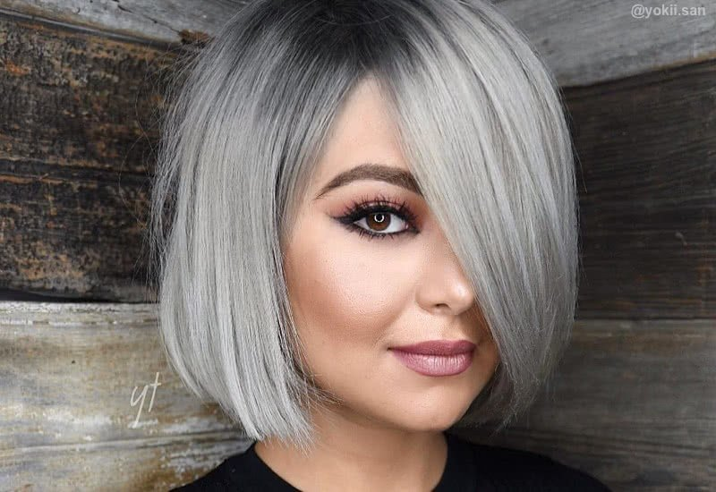 The Best 38 Incredible Silver Hair Color Ideas In 2019 Pictures
