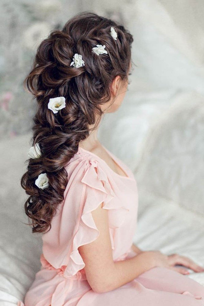 The Best 20 Beautiful Party Hairstyles For Long Hair Hairstyles Pictures