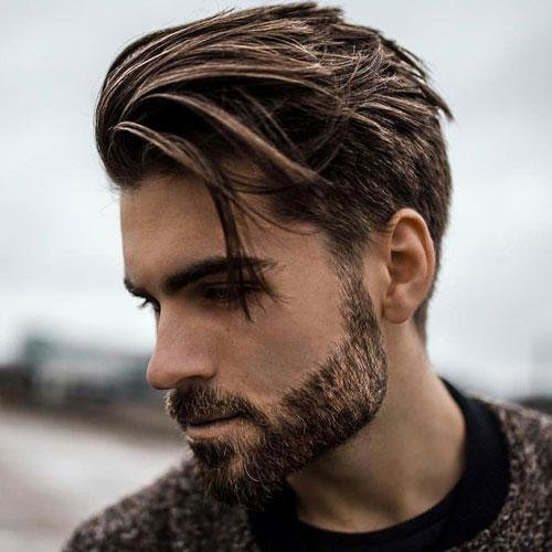 The Best The Coolest Medium Length Hairstyles For Men 2019 Pictures