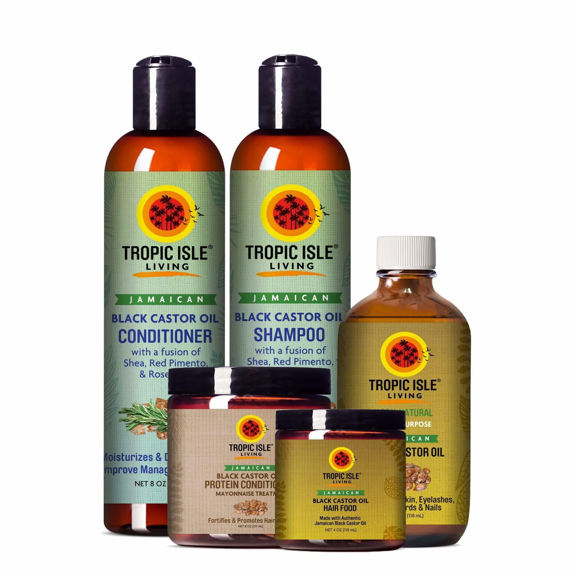 The Best Hair Care System For Natural Hair – Tropic Isle Living Pictures