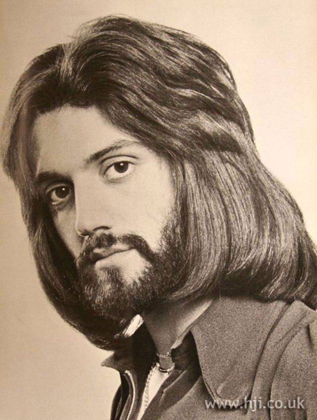 The Best 1970S The Most Romantic Period Of Men S Hairstyles Pictures