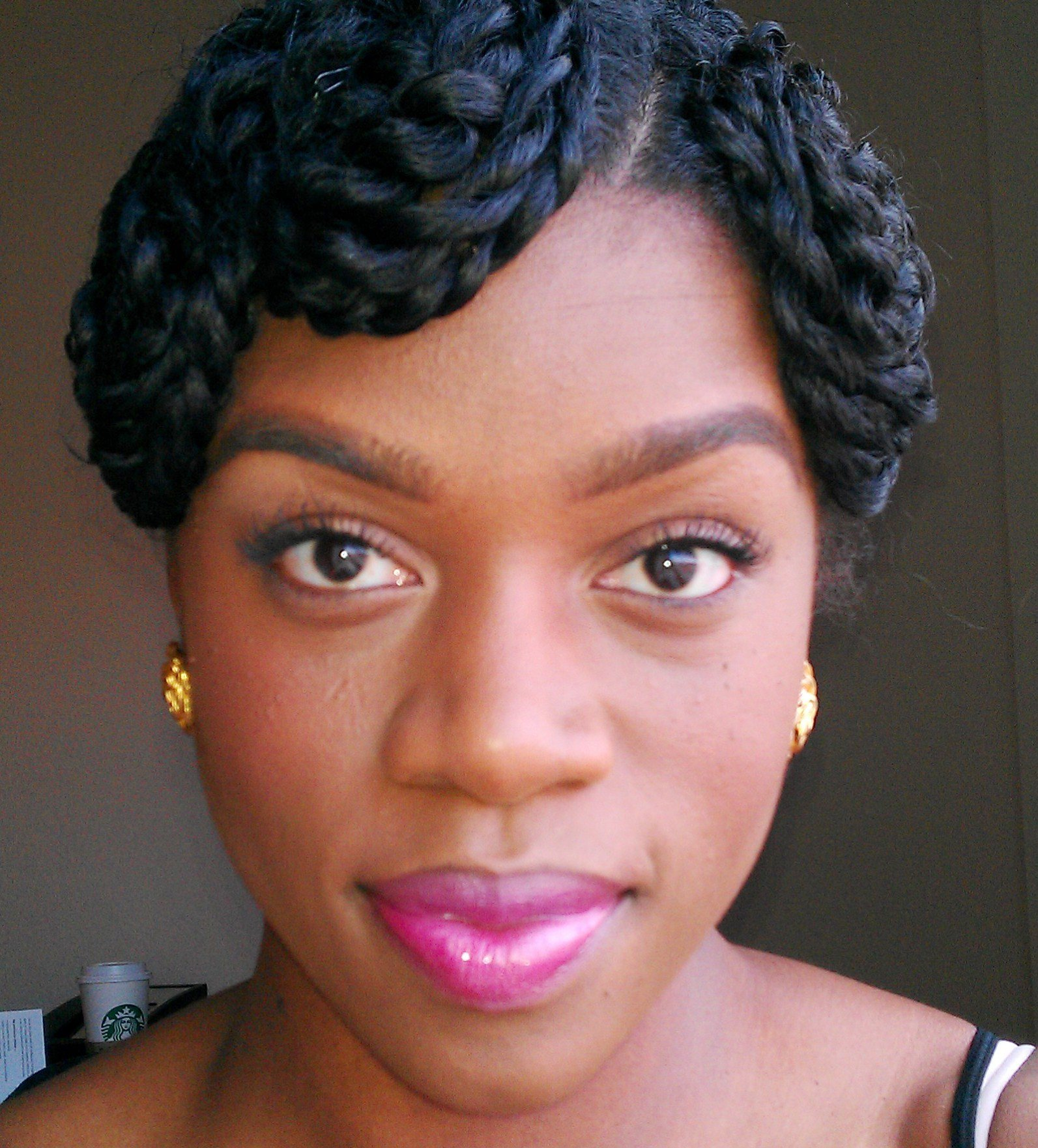The Best 1950'S Pin Curl Twist Style Inspiration Curlplease Pictures