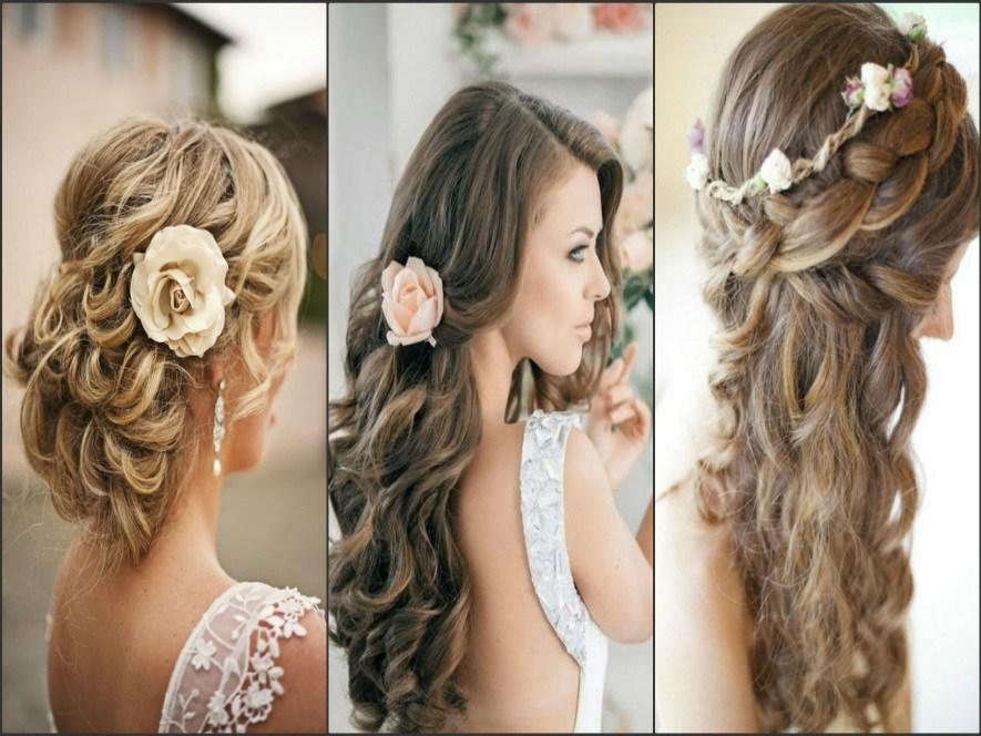The Best Wedding Hairstyles Archives Glamorous Hairstyles Pictures