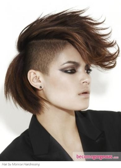 The Best Edgy Hair Love By Haartek Pictures