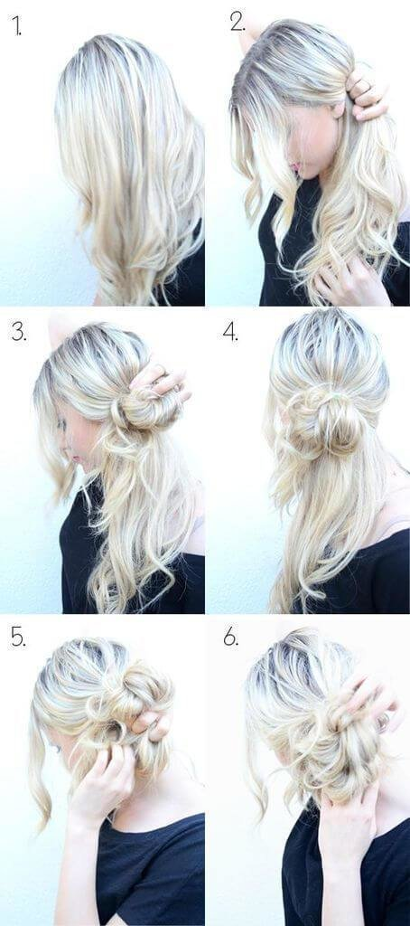 The Best 30 Step By Step Hairstyles For Long Hair Tutorials You Pictures
