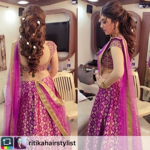 The Best 9 Spectacular Hansika Motwani Hairstyles You Will Love Pictures