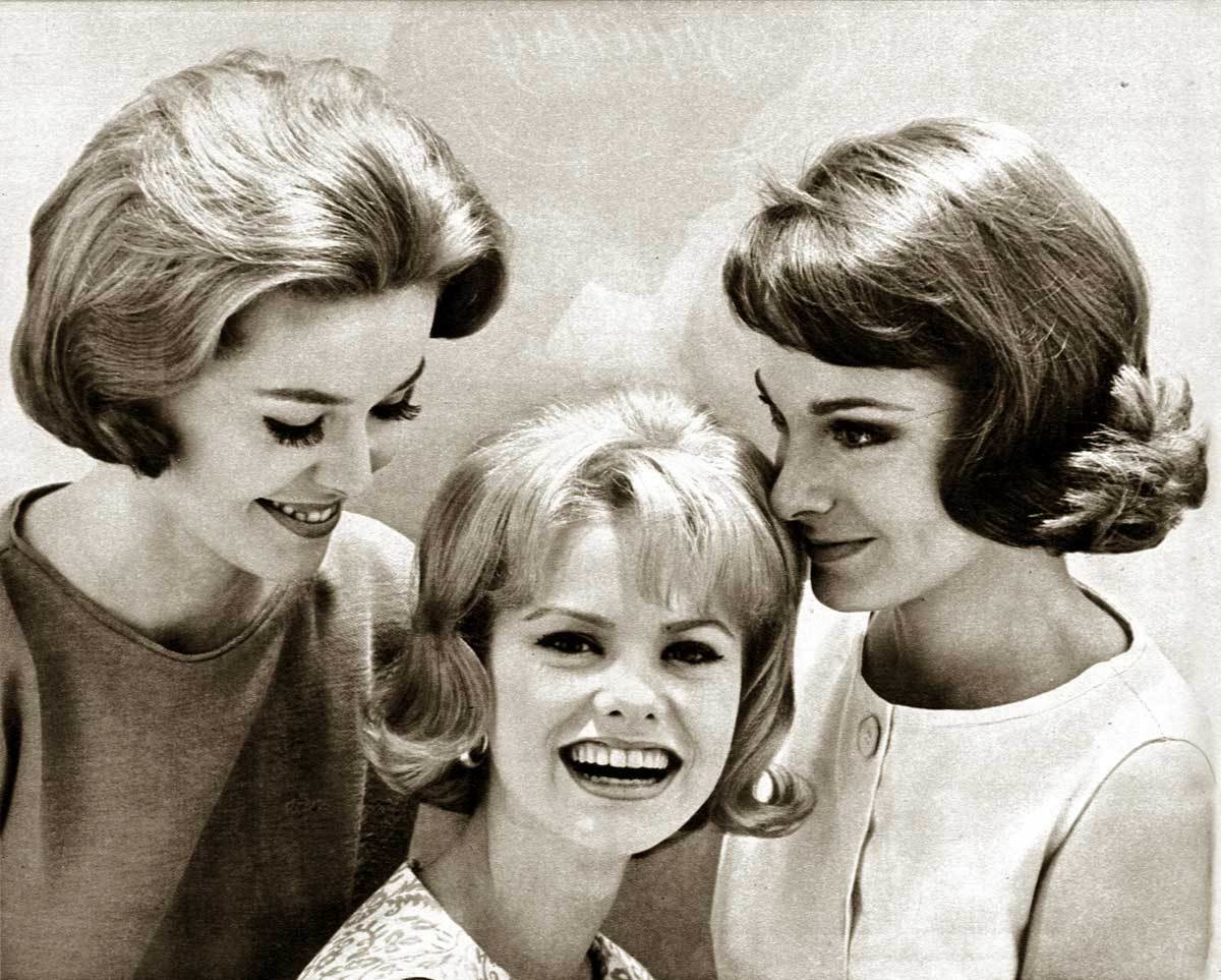 The Best 1960S Hairstyles Six Popular Coiffures In 1962 Glamour Pictures