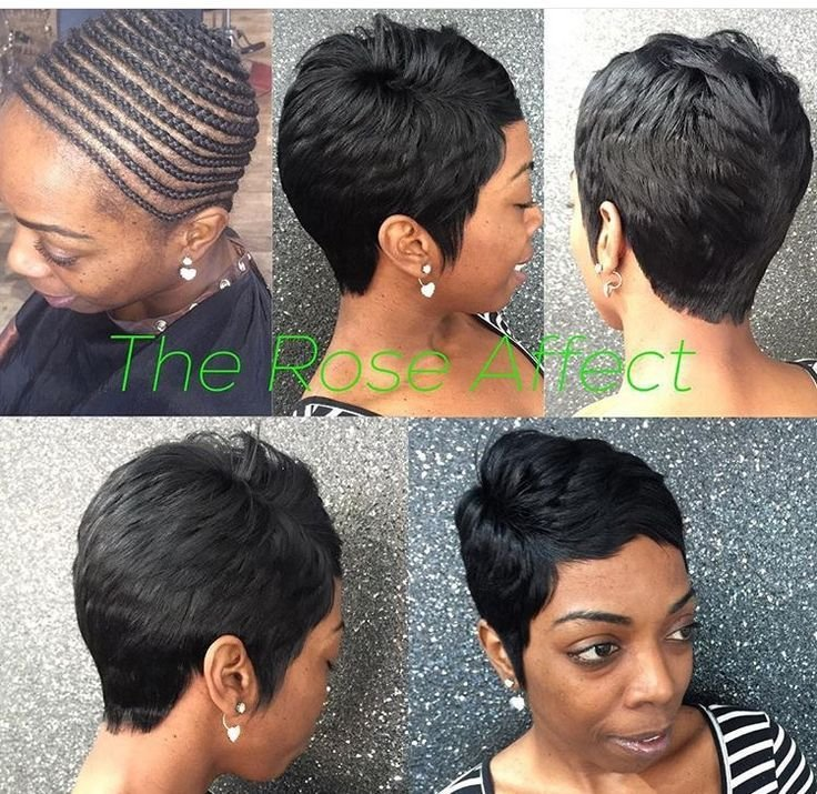 The Best Pin By Styledbyslimflyy On Hairstyles Short Weave Pictures