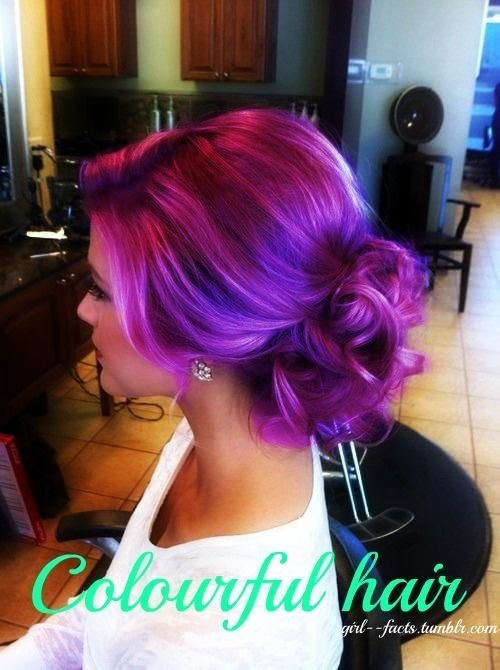 The Best Beautiful Purple Hair I Feel Like This Is Probably Photoshopped Because Im Like 99 9 Sure Ive Pictures